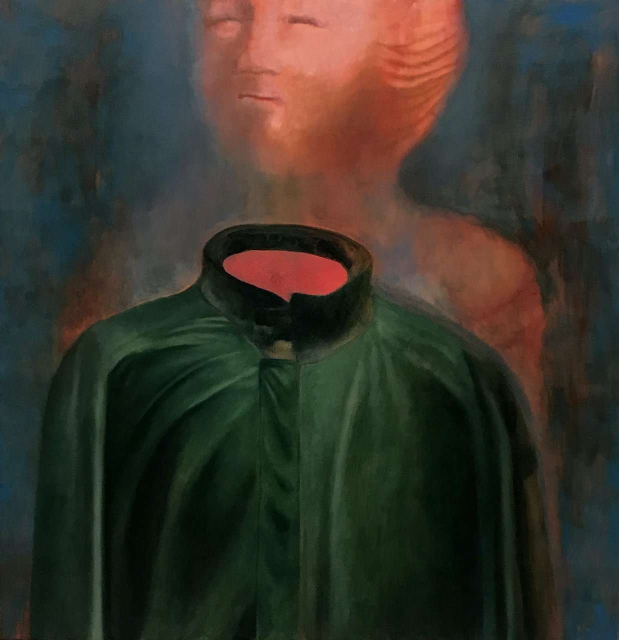 Full Oil on Canvas 160 x 160 cm copy