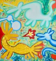 New World by Hiroaki Onuma