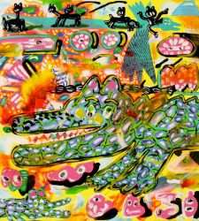 Monsters Paradise 2 by Hiroaki Onuma