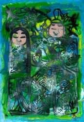 A Couple by Hiroaki Onuma | Ed. 16 of 17